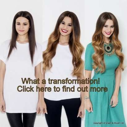 Hair Extensions to add colour